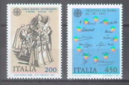 Italia 1982; Europa Cept, Michel 1798-1799.** (MNH) - Europa-CEPT