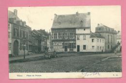 C.P. Theux =   Place  Du  PERRON - Theux