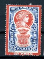 Cinderella Concours Agricole Paris1907  1er Prix - Autres