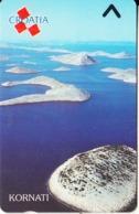 CROATIA(GPT) - Kornati, CN : 4CROA(normal 0), Tirage %88548, 02/92, Mint - Kroatien
