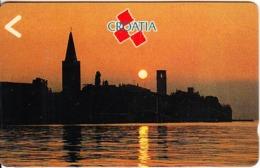 CROATIA(GPT) - Sunshine, CN : 3CROB/B(normal 0), First Issue 100 Units, 06/91, Mint - Kroatien