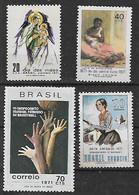 1971 Brasil Fiesta Dia De La Madre Ley Del Vientre Libre - Muttertag