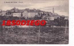 S. DANIELE DEL CARSO - STANJEL ( SLOVENIA ) F/PICCOLO NONVIAGGIATA - Trieste
