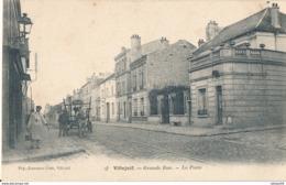 94) VILLEJUIF : Grande Rue - Poste - Villejuif