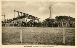 Ain-bessem  Le Champ De Courses  (circulé En 1937) - Algerije