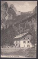 CPA  Suisse, Tanney Et Les Jummelles - VS Valais