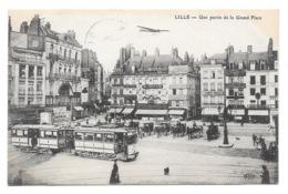 (24918-59) Lille - Une Partie De La Grand Place - Lille
