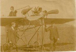 Aviation - Aviateur Georges Cailler à Broc - 1910 - Rarissime - Aviación