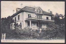 """CPA  Suisse, LUZERN / LUZERNE, Villa """" Vermont """" 1911 - LU Lucerne"""