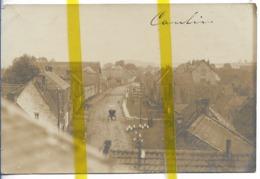 59 NORD CANTIN  Canton ANICHE CARTE PHOTO ALLEMANDE MILITARIA 1914/1918 WW1 WK1 - Frankreich