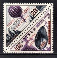MONACO 1956  N° 61 Et 62  - NEUFS** /7 - Airmail