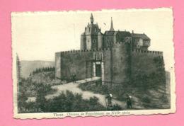 C.P. Theux = FRANCHIMONT : Château  Au XVIIè S. - Theux