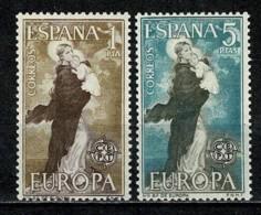 Espana  1963 EUROPA Yv. 1188/89**,   MNH - 1961-70 Neufs