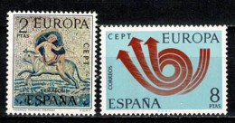 Espana  1973 EUROPA Yv. 1779/80**,   MNH - 1931-Aujourd'hui: II. République - ....Juan Carlos I
