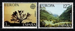Espana  1977 EUROPA Yv. 2052/53**,   MNH - 1931-Aujourd'hui: II. République - ....Juan Carlos I