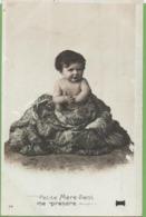 """CPA Bébé Dans Un Chou """"Petite Mère Vient Me Prendre""""  2/03/08 - Cartes Humoristiques"""