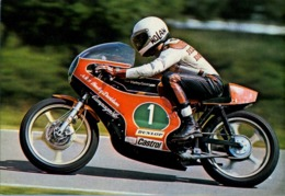 1976 , VANDERHOUT INTERNATIONALE ED. , SIN CIRCULAR , MOTOCICLISMO , MOTOS , MOTOR , MOTORCYCLE , MOTORRAD, HARLEY - Motociclismo