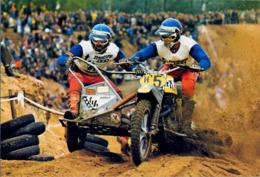 1976 , VANDERHOUT INTERNATIONALE ED. , SIN CIRCULAR , MOTOCROSS , MOTOS , MOTOR , MOTORCYCLE , MOTORRAD - Motociclismo