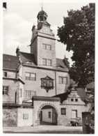 Annaburg-Prettin Im Lkr. Wittenberg - Schloss Lichtenburg - Südeingang - Wittenberg