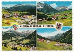 Kleinwalsertal (Kleines Walsertal) - Riezlern, Hirschegg, Mittelberg Und Baad - Kleinwalsertal