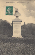 JOUY-en-JOSAS: Statue D'Oberkampf - Jouy En Josas