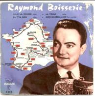 Eb5.x -Cyclisme Tour De France Disque Vinyl 45t. Raymond Boisserie - 45 Rpm - Maxi-Single
