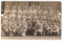 CPP 059 - CARTE PHOTO - MILITARIA - ALENCON - 103e Régiement D'Infanterie - Honneur Aux Bleus - Alencon
