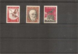 Albanie ( 601/603 XXX -MNH) - Albania