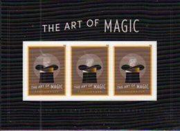 USA , 2018, MNH,  ART, MAGIC, RABBITS,LENTICULAR S/SHEET - Andere