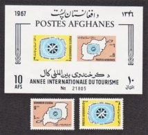 AFGHANES   Année Internationnale Du Tourisme Année 1967 - Afghanistan