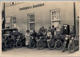 MOTOCICLETA , MOTO , MOTOR , MOTORCYCLE , MOTORRAD - ANTIGUA FOTOGRAFIA ORIGINAL - Altri