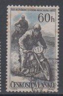 CZECHOSLOVAKIA 1957 MOTORCYCLE MOTOCROSS CANCELLED - Motorbikes