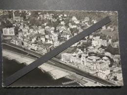 Le Havre - Carte Photo Dentelée  - Vue Aérienne - Bld Albert 1er - 1960 - Démolition Du Casino Marie - Christine - - Le Havre