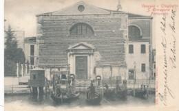 Z.116.  VENEZIA - Traghetto S. Ermagora E Fortunato - 190(?) - Ediz. G. Brasolin - Venezia (Venice)