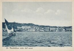 Z.121.  LA MADDALENA - Sassari - Italia