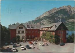 Molveno Al Lago (Trento): Grand Hotel Molveno. Viaggiata 1982 - Alberghi & Ristoranti