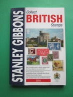 COLLECT BRITISH STAMPS 69th EDITION ( A STANLEY GIBBONS CHECK LIST ) 2018 USED - United Kingdom