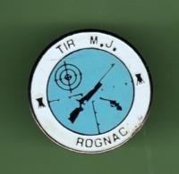 TIR *** M.J. ROGNAC *** 1055 - Boogschieten