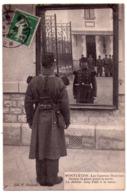 5633 - Montluçon ( 03 ) - Les Casernes Modernes ( Devant La Glace Avant La Sortie ... ) - éd. Pointud - - Montlucon