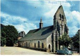 CPM FRANCE 19 CORREZE BUGEAT - L'Eglise - Otros Municipios