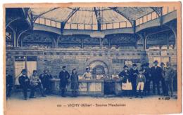 5643 - Vichy ( 03 ) - Source Mesdames - B.F. Imp.Catala Frères à Paris ( Unis-France ) - N°102 - - Vichy