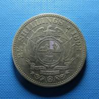 South Africa 2 1/2 Shillings 1892 Silver - Südafrika