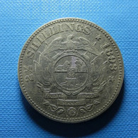 South Africa 2 1/2 Shillings 1893 Silver - Südafrika