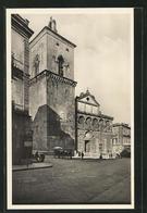 Cartolina Benevento, Duomo, Prospetto - Benevento