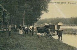 Héricy Sur Seine (77 - Seine Et Marne) L'abreuvoir - France