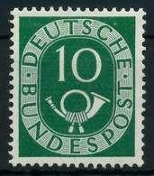 BRD DS POSTHORN Nr 128 Ungebraucht X875C46 - [7] West-Duitsland