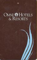 Omni Hotels & Resorts - Hotel Room Key Card - Hotelsleutels (kaarten)