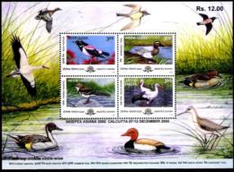 14645  Ducks - Canards - Birds - India Yv B 9 - MNH - 1,85 - Ducks