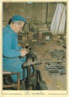 Le Coutelier Le Montage Des Manches De Couteaux (2 Scans) - Craft