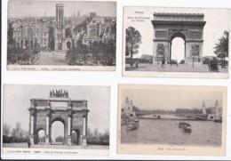 75 -- Paris (08) --  Lot De 40 Cartes - Francia